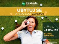 Číst dál: Ubytuj se a hraj golf zdarma!