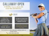 Číst dál: Turnaj Callaway open!