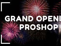 Číst dál: Slavnostní otevření proshopu