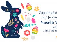 Číst dál: Veselé Velikonoce!