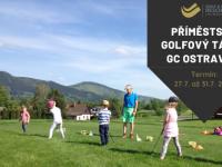 Číst dál: Příměstský golfový tábor GC Ostravice