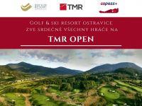 Číst dál: TMR Open již 18.7.